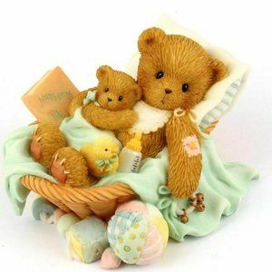 Cherished Teddies A Baby is the Sweetest Blessing